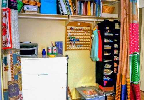 Creative Craft Closet