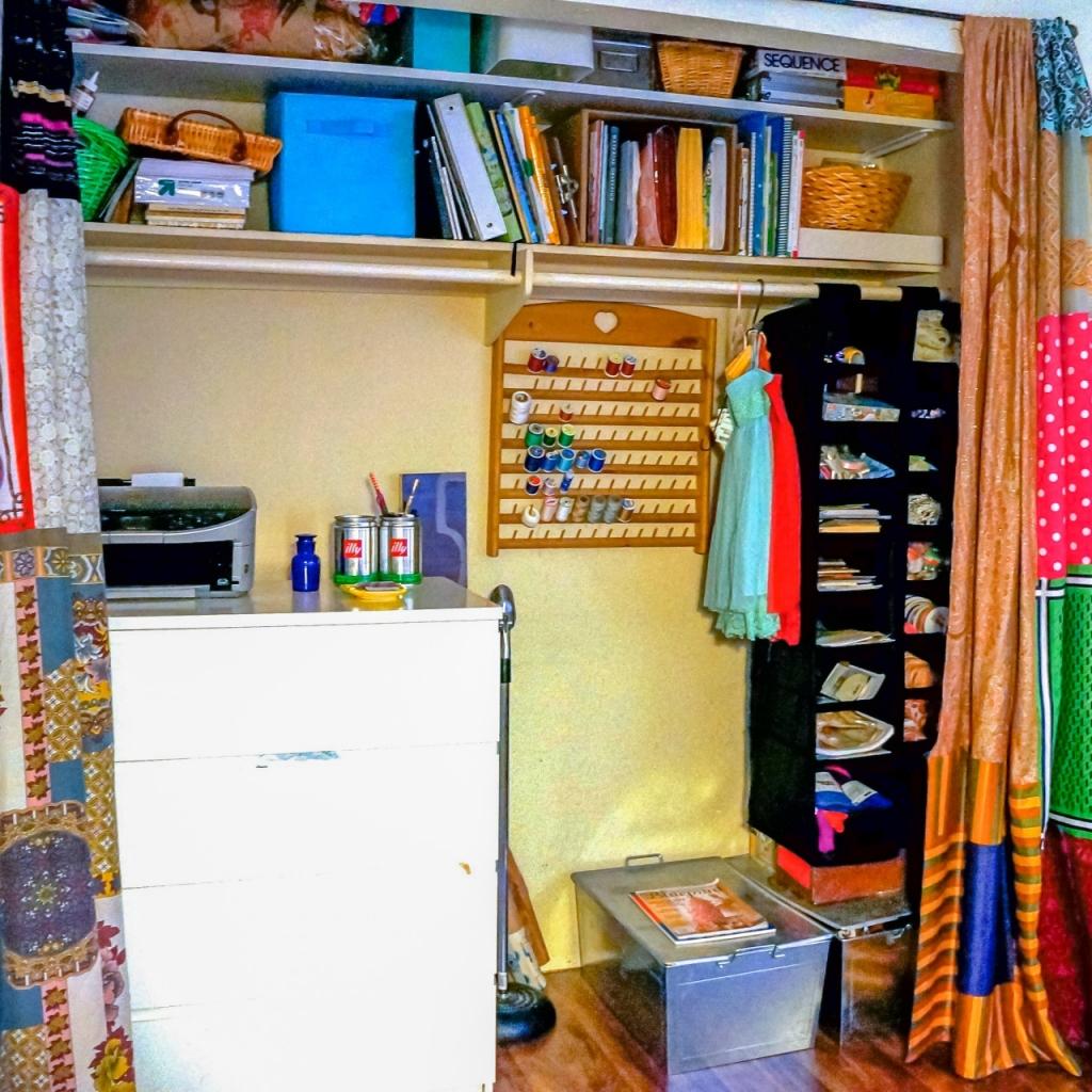 Creative Craft Closet