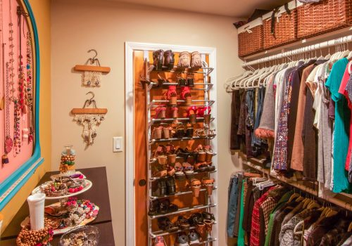 Closet Fit For A Queen